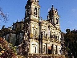 Bom Jesus do Monte, en Braga