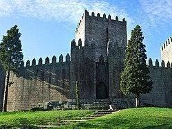 Guimarães, Castillo