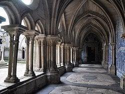 Catedral de Oporto, claustro