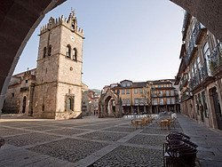 Guimarães, Plaza Mayor