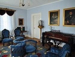 Museo Romantico, interior