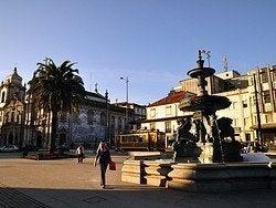 Tiempo en Oporto, sol en noviembre