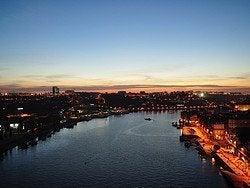 Vistas desde el Puente Don Luis I