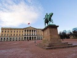 Oslo, Palacio Real