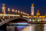Paseo nocturno por el París de las luces