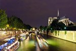 Paris Tour, Cruise and Eiffel Tower at Night