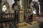 Basílica de Saint-Denis, Tumbas Luis XVI y María Antonieta