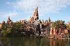 Parque Disneyland, Big Thunder Mountain