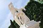 Jardines de Versalles, estatua