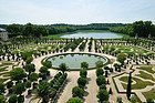 Gardens of Versailles, south garden