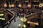 Opéra Garnier, escaliers