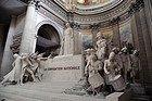 Pantheon di Parigi, complesso scultoreo