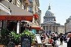 Restaurante en el Barrio Latino de París