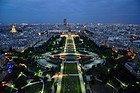 Torre Eiffel, vistas