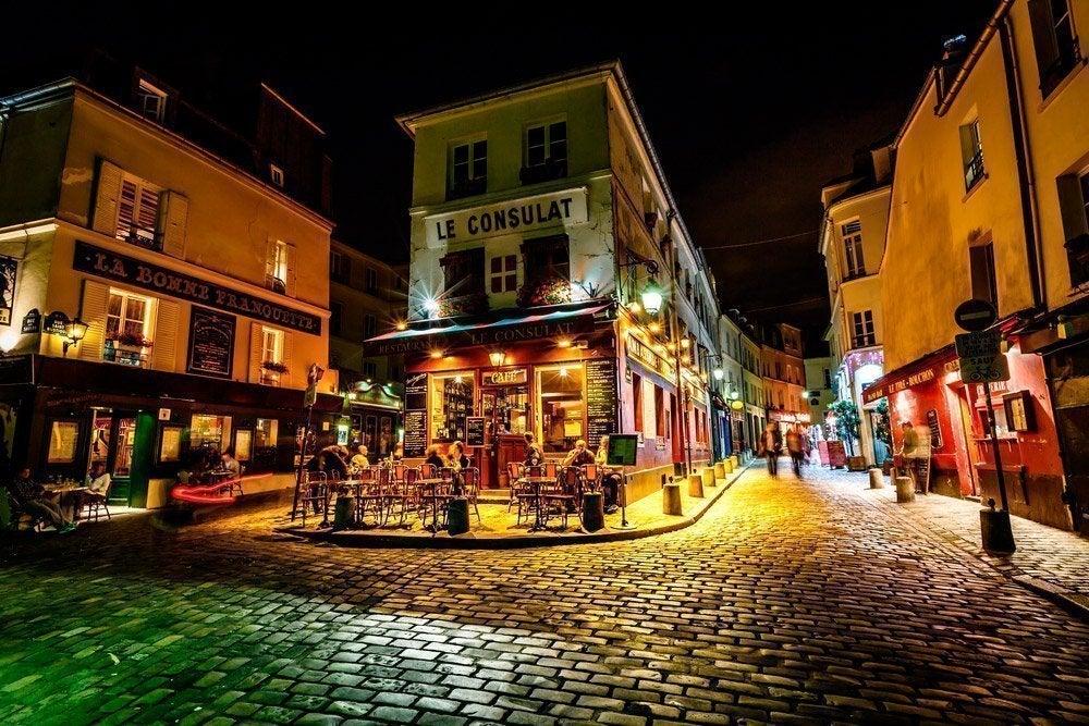 Hotel Rue De Rivoli Parigi