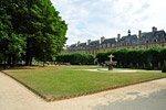 Le Marais y la Plaza des Vosges