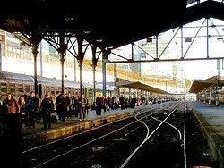 Train in París
