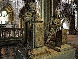 Basilica of Saint-Denis, Burial site of Louis XVI and Marie Antoinette