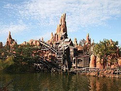 Disneyland Park, Big Thunder Mountain