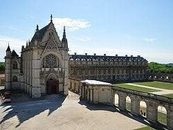 Castillo de Vincennes, capilla