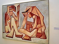 Centro Pompidou, Pablo Picasso