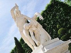 Gardens of Versailles, statue