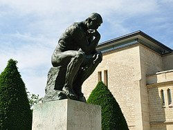 Musée Rodin, The Thinker
