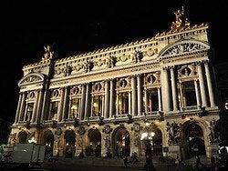 Palais Garnier, the Opera