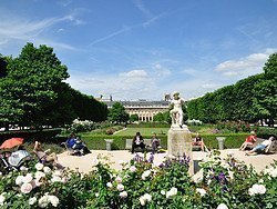 Palais Royal of Paris