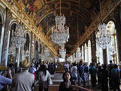 Palace of Versailles, Hall of Mirrors