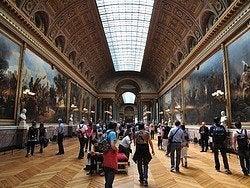 Palacio de Versalles, interior