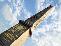 Place de la Concorde, Luxor Obelisk