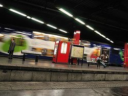 Estación de RER
