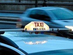 Taxi París