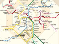 Plano RER Paris