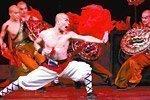 Espectáculo La leyenda del Kung Fu