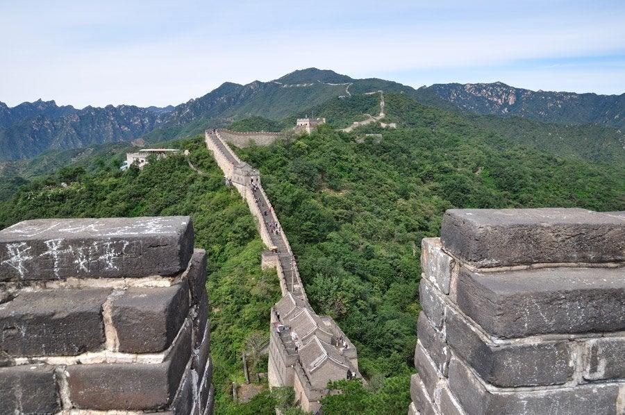Gran Muralla China - Mutianyu