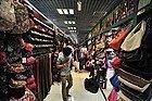 Mercado de la Seda de Pekín, interior