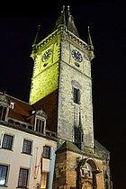 Torre del Reloj Astronómico