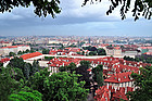 Views from the Prague Castle