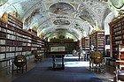 Monasterio Strahov, Biblioteca