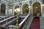 National Museum, inside
