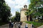 Vysehrad, rotonda romanica