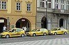 Taxi di Praga