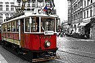 Tram nostalgico 91