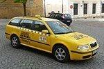 Táxis em Praga