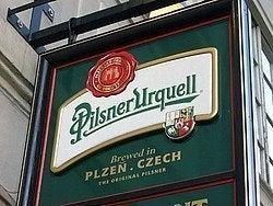 Cerveja Praga
