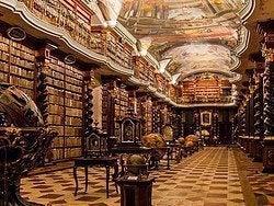 Clementinum, Biblioteca barroca