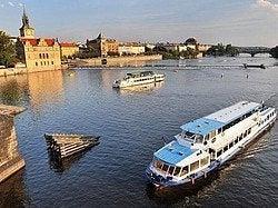 Recorriendo el Moldava