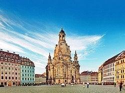 Dresde Iglesia Frauenkirche